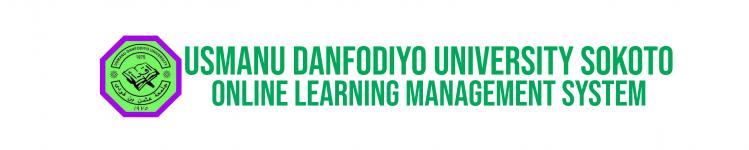 Logo of Usmanu Danfodiyo University, Learning Management System